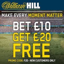 Get £30 when you bet £10 signing up with William Hill -  http:// bit.ly/Willy10420  &nbsp;   #freebet #freemoney #acca<br>http://pic.twitter.com/e7Q5pPn4Z2
