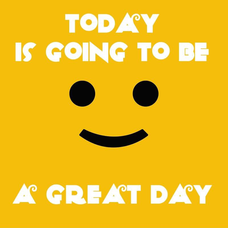 Today is going to be a great day! :)  #ThursdayThoughts #Thursday #MakeYourOwnLane #goodmorning #defstar5 #mpgvip #Quotes #motivation #bi #a <br>http://pic.twitter.com/CzdNBrrn4O