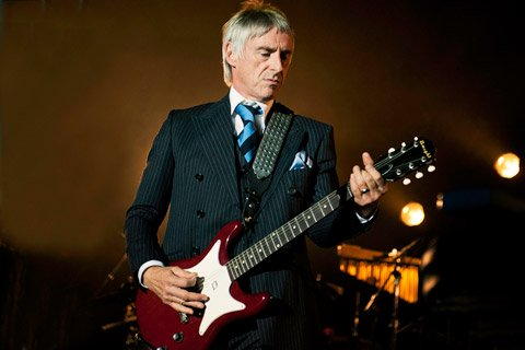 Happy birthday to Paul Weller, born on 25th May 1958, UK singer, guitarist, songwriter,