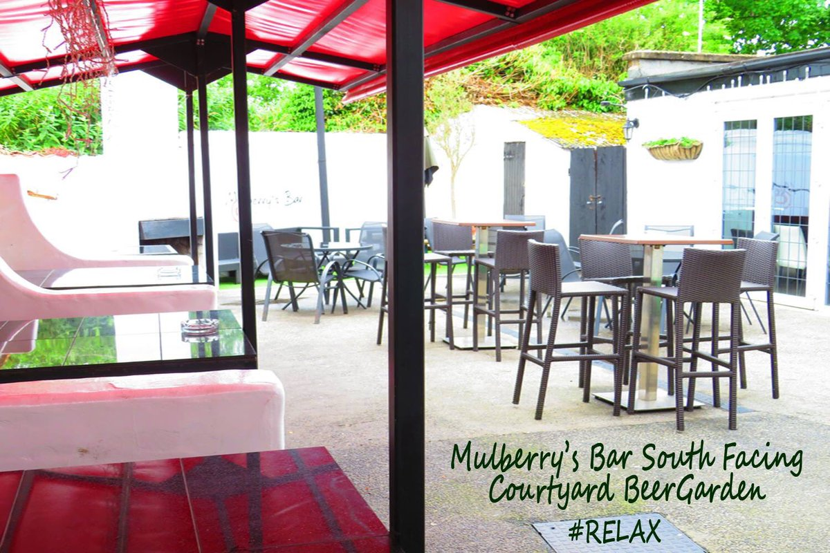 More on our FB Page at  http:// bit.ly/2nh0XXO  &nbsp;    Relax here in #Spalding at @MulberrysBar this #bankholiday <br>http://pic.twitter.com/5aWmZoUspD