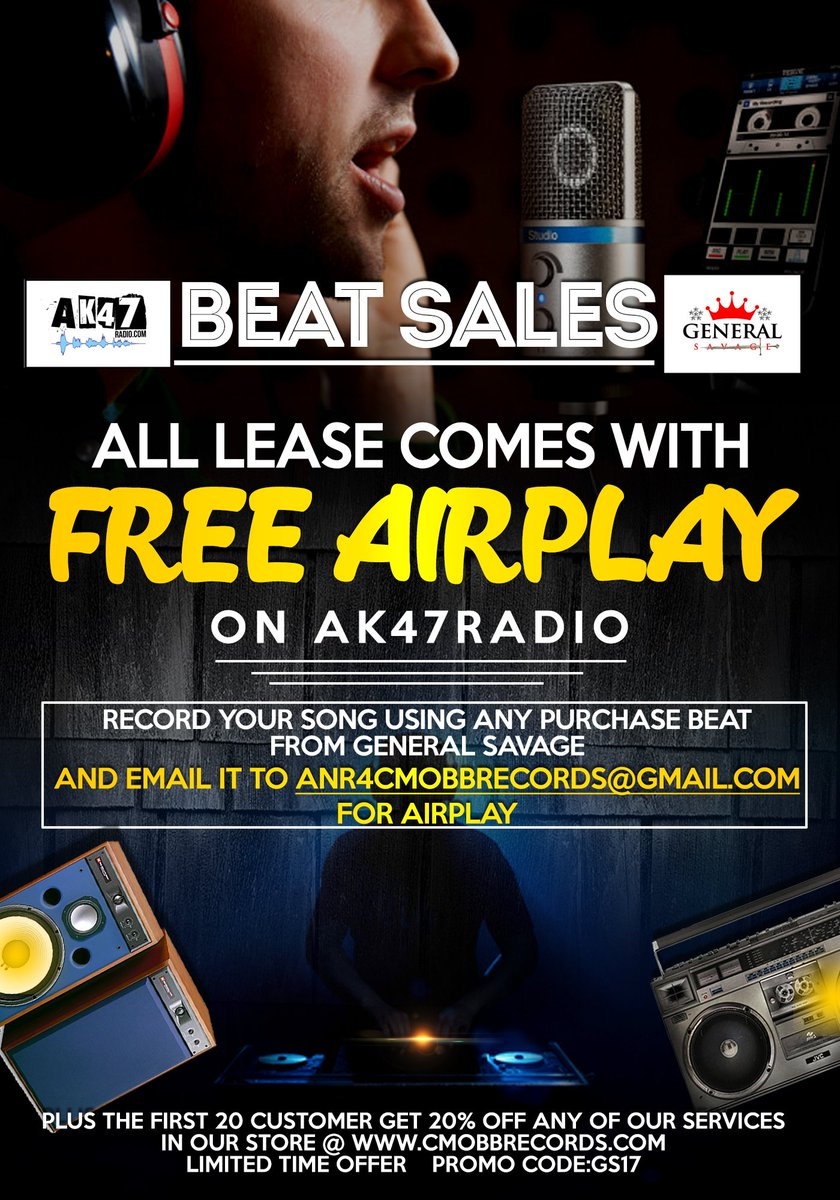 Do your #mixtape need that drop in it? Buy only $9.99 now @BeatStars!  http:// buff.ly/2qmZfWM  &nbsp;   @cmobbrecords @prettytee_da1 #music #rappers <br>http://pic.twitter.com/eTptgxaWI5