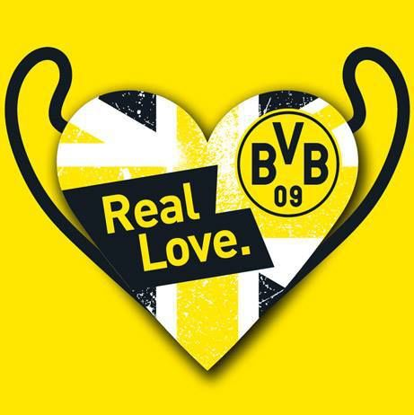 Echte Liebe!  @BVB  League Titles - 8 Times DFB Pokal Titles - 3 Times European Cup Titles - 1 Time FANS - THE BEST #BVB #BorussiaDortmund <br>http://pic.twitter.com/QfjkoG4F7e