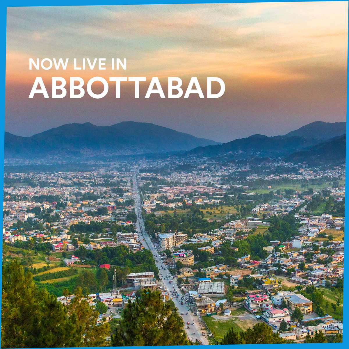 Careem Pakistan On Twitter Has Launched In Abbottabad Use Promo ABBOTTABAD And Travel For Only Rs 100 TC Apply