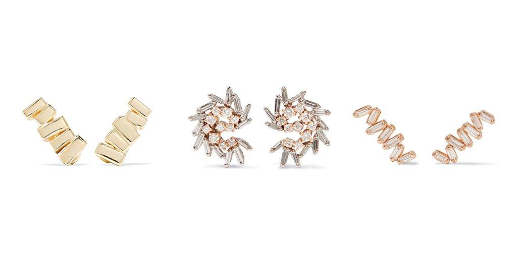 Handmade in LA, #SuzanneKalan's timeless diamond jewelry is the ultimate investment piece 💍 https://t.co/3qlaafe8Hd https://t.co/Jj31SF7gWw