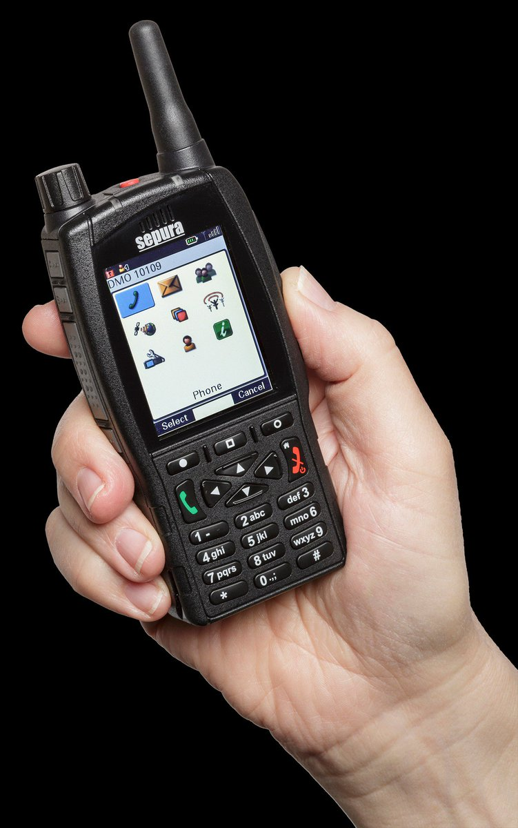 """Sepura on Twitter: """"Top 5 reasons the new @SepuraPLC SC21 small smart #TETRA hand-held could be the right radio for you. Find out now https://t.co/czmJHquabV… https://t.co/XZQUDg2vO2"""""""