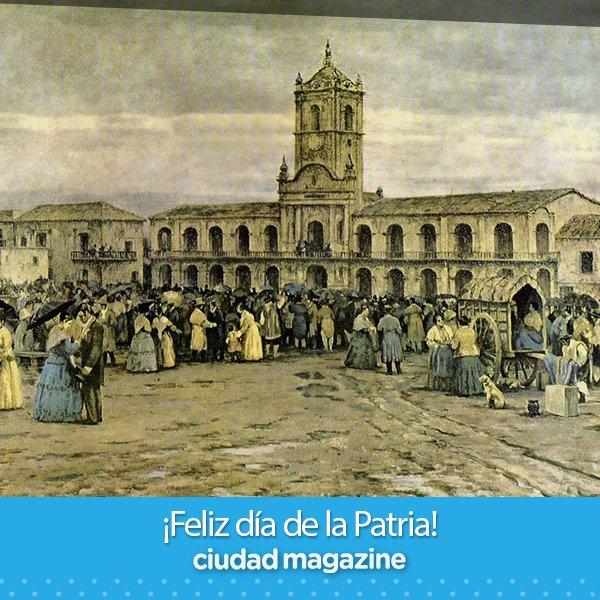 ¡FELIZ DÍA DE LA PATRIA! Cuando hay libertad, todo lo demás sobra. ¡Viva la Patria!  #argentina #patria #libertad
