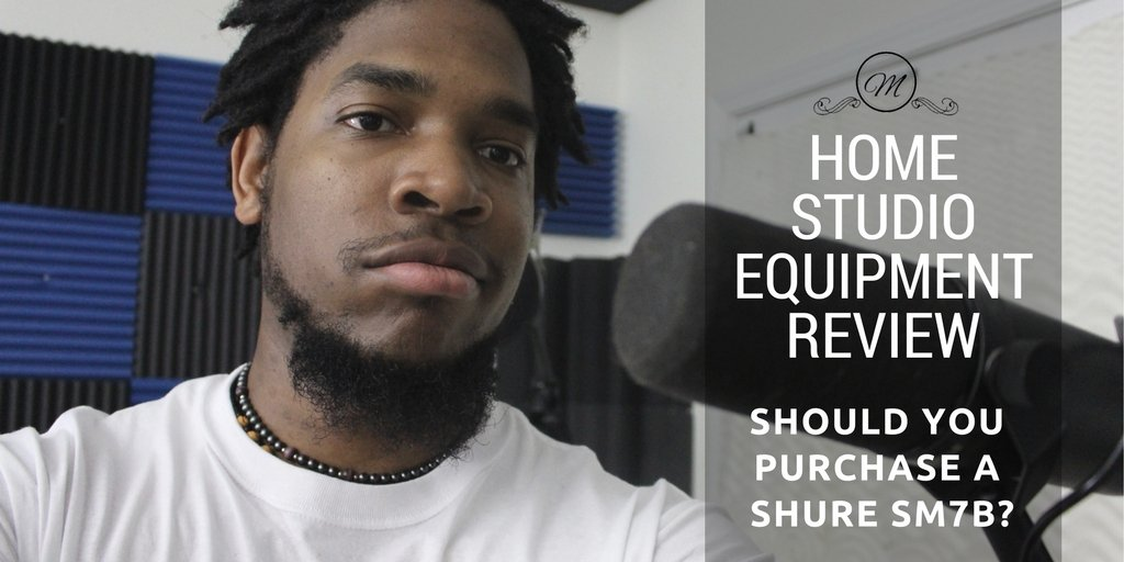 If your a #hiphop #rap artist and are thinking of buying a Shure SM7B for your home studio, watch this video. #music  https:// youtu.be/wFYInHI7c60  &nbsp;  <br>http://pic.twitter.com/PXs6CuhhTB