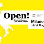 🆕#STUDIAPERTI: da domani il 'porte aperte' di 64! #architetti Milanesi. Con #mostre #incontri #eventi #aperitivi. ➡️https://t.co/7MYfvR40ws