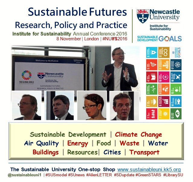 @UniofNewcastle #Research conf: Influence #policy thru #public #engagement  #SUnews  https:// sunewsinfo.wordpress.com/2016/11/14/new castle-conf-public-engagement-as-a-promoter-of-policymakers-uptake-of-sustainability-research-findings/ &nbsp; …  #SDGs #Impact #ResearchImpact <br>http://pic.twitter.com/m5hkcTCCgK