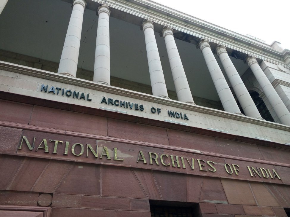 How the National #Archives of India Is Actually Destroying #History  http:// crwd.fr/2qRJo2g  &nbsp;  <br>http://pic.twitter.com/U7V54mx8YD