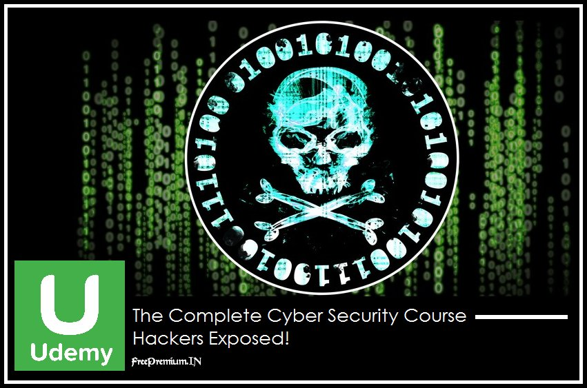 Great Opportunity to Learn The Complete #Cyber #Security #Course - #Udemy $10 #ransomware #threats #Hackers #attacks  http:// crwd.fr/2qRofFs  &nbsp;  <br>http://pic.twitter.com/aR23uNnpGi