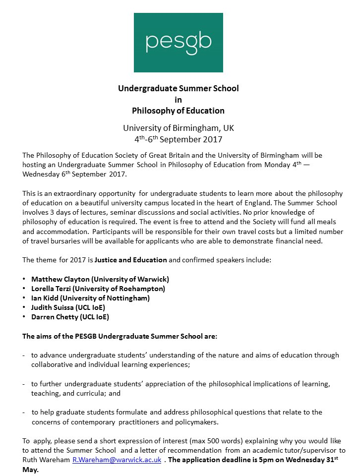 Pesgb On Twitter Are You A Ug Student With An Interest In