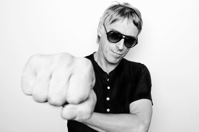 Happy Birthday The Modfather Paul Weller