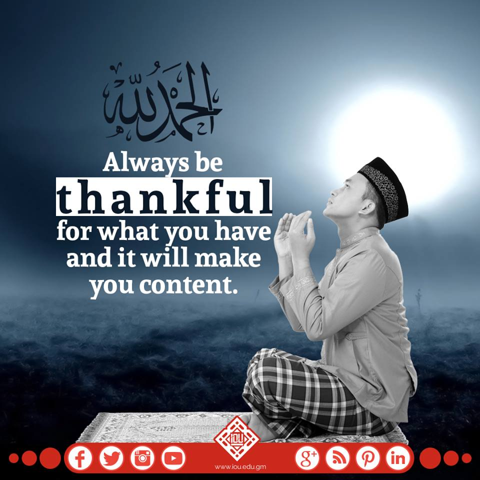 The more you thank Allah the more you will have to be thankful for. #Muslims #Life <br>http://pic.twitter.com/OVH027x13J