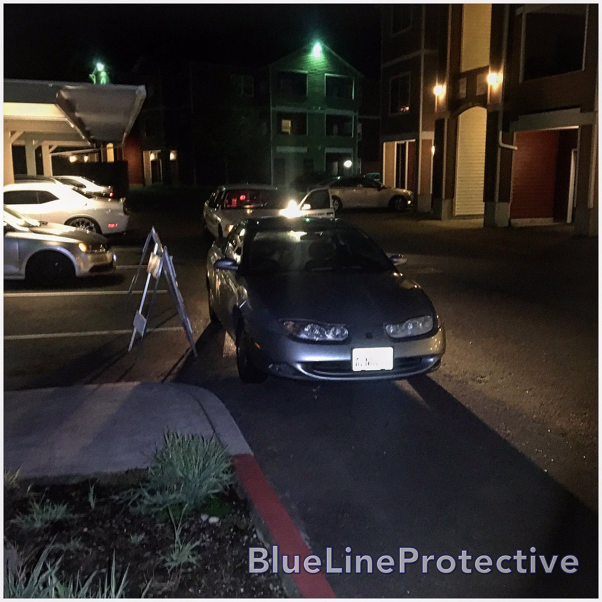 We missed that &quot;park wherever you want&quot; memo. #parking #fail #towed #patrol #bluelineprotective #apartment #doubleparked #fire #lane<br>http://pic.twitter.com/fREVJvbuRc