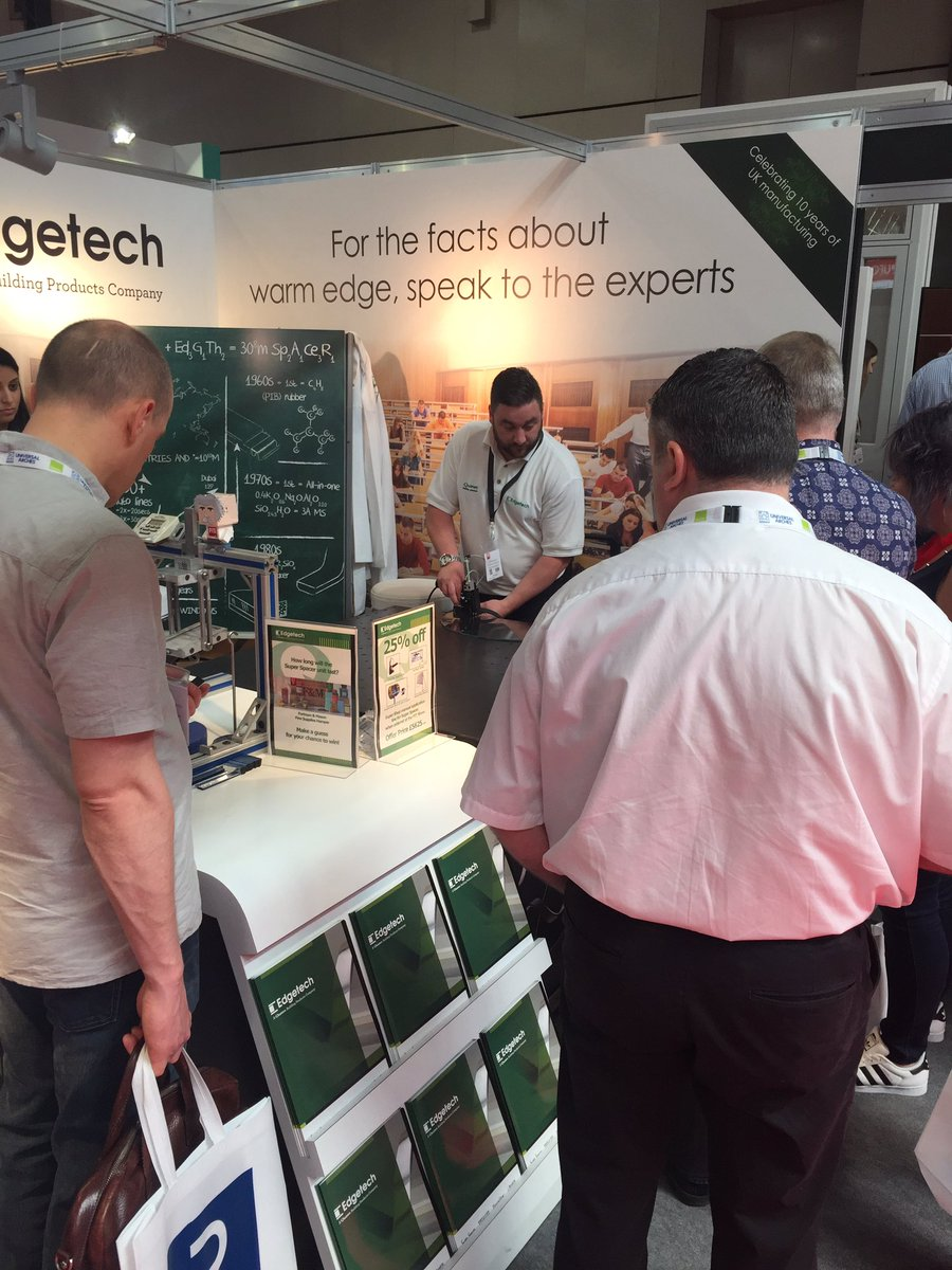 We have live demonstrations of #SuperSpacer application on stand E12 @fitshow - oh, and M&amp;Ms to keep you going on the last day <br>http://pic.twitter.com/olRS7xpuJJ