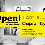Milan Studio apre al pubblico per #studiaperti, vi aspettiamo per scoprire #progetti #concorsi #WIP https://t.co/5eXp3jBnlh