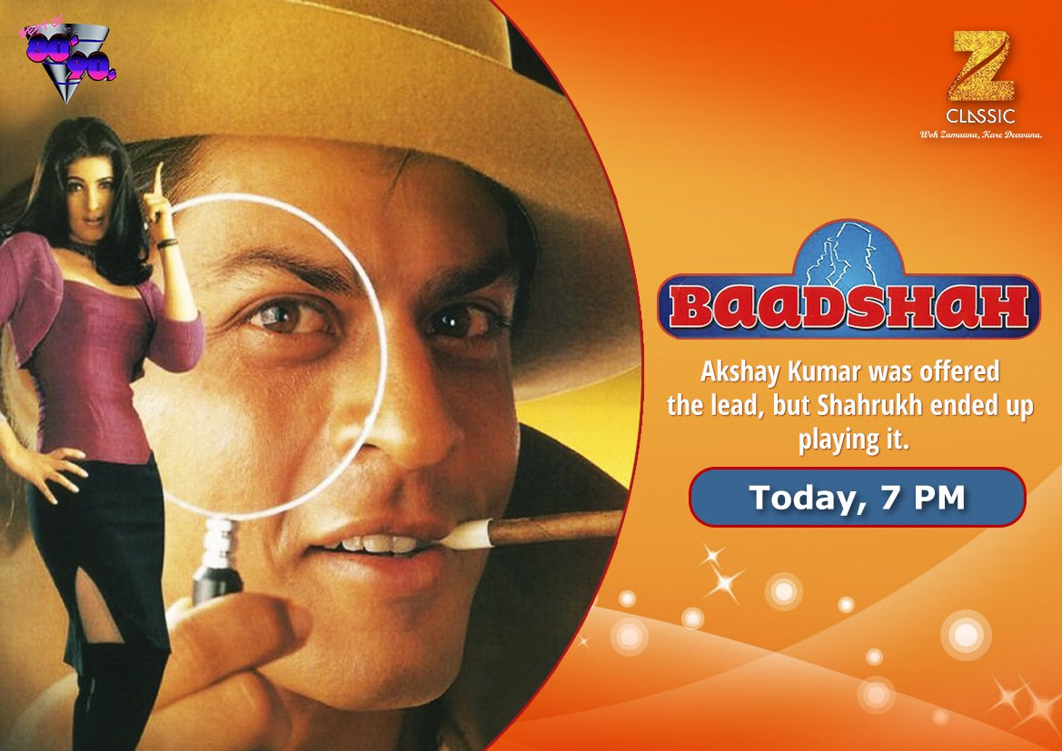 @iamsrk is not called the #Baadshah of #Bollywood for nothing! <br>http://pic.twitter.com/GqOOxe5rDL