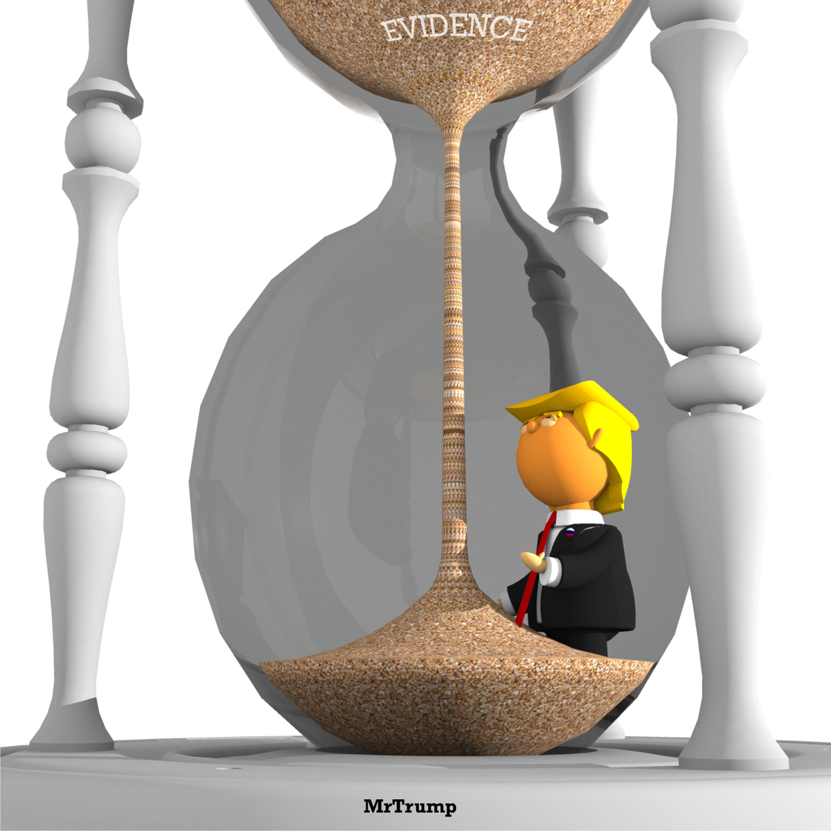 Time is running out ...  #MrTrump #Trump #Trumprussia