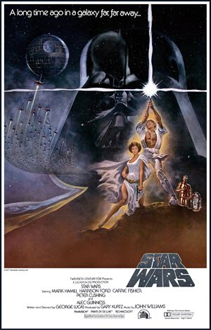 Happy Birthday #StarWars! Released 40 years ago today! https://t.co/yYTA5oEirc