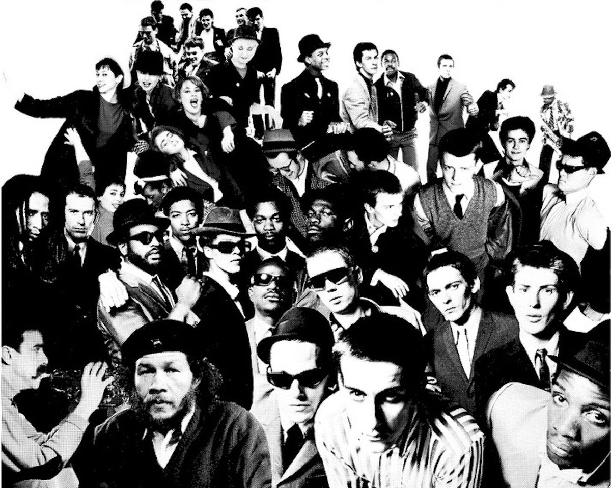 The story of 2 Tone Records' radical cover art: https://t.co/JX9DWmkXp...