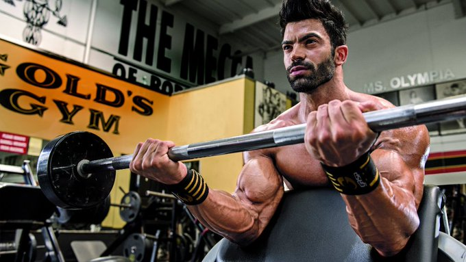 Try out the Classic Straight Up Biceps Workout! https://t.co/860pQZsQnJ