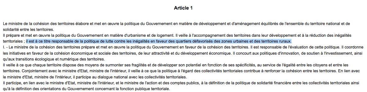Ouf, Richard Ferrand a bien les attributions pour combattre l'illettrisme & apporter Internet en Bretagne https://t.co/g6vJtEnhXW