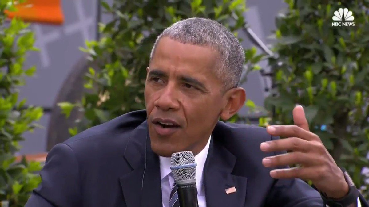 WATCH: Pres. Obama talks human rights and health care at Berlin's Brandenburg Gate.