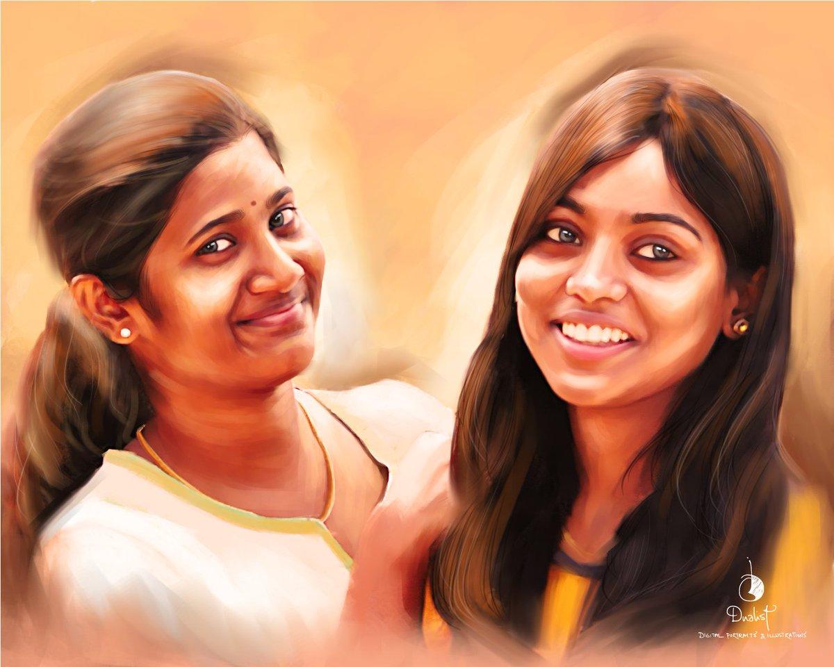 Commissioned digital portrait!! Custom Orders Available!   #art #digitalpainting #portrait #painting #beauty<br>http://pic.twitter.com/2j5WDDcGLP