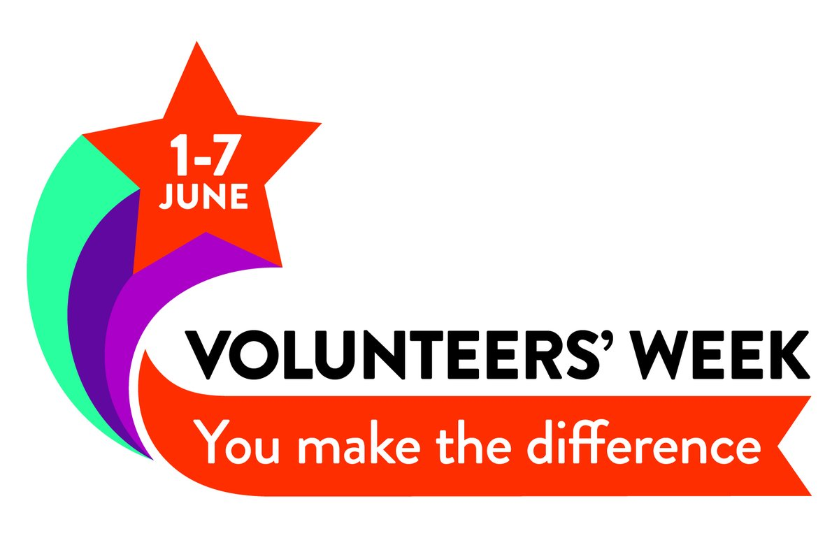 Spread the news - your #volunteers make the difference! #volunteersweek https://t.co/EYJrsAKPQv