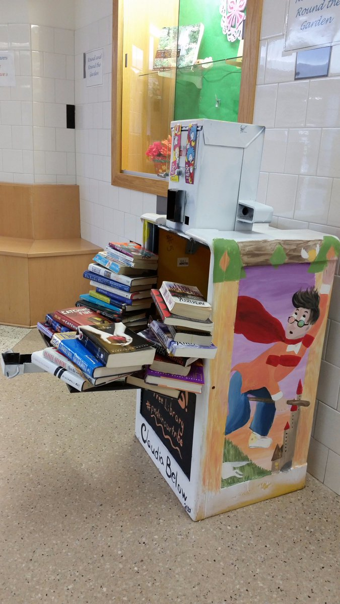 Waterloo Little Free Libraries seeking young adult books