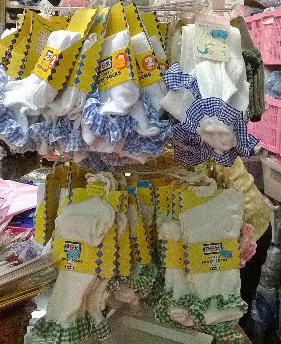#Short #summer #gingham #socks in all #school #colours  -  All sizes in stock by @PEXwholesale  https://www. facebook.com/ljlittledancew ear/photos/pcb.1333448686762411/1333447530095860/?type=3&amp;theater &nbsp; … <br>http://pic.twitter.com/I7tGwOm2Pv