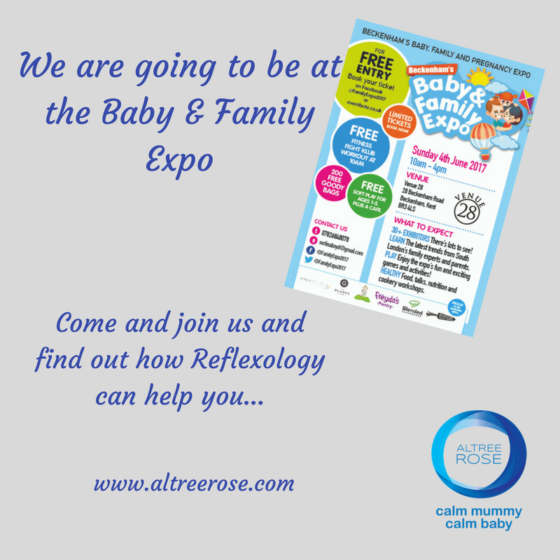 Pregnant? Try reflexology,  we are @FamilyExpo2017 in the yummy mummy room, stall26. Taster session available. #pregnancy #reflexology<br>http://pic.twitter.com/QeRtgM9IFj