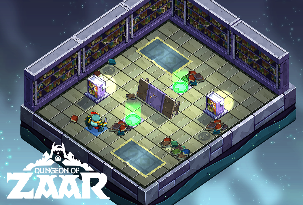 New map assets for the Library! Soon on the Alpha  #steam #indiedev #indiegame <br>http://pic.twitter.com/Umr45Q8V6P