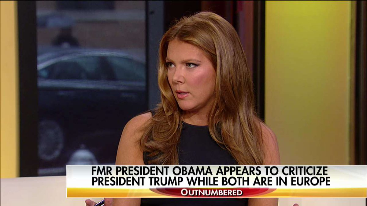 .@trish_regan: 'We have ISIS thanks to the direction of President Obama.' #Outnumbered
