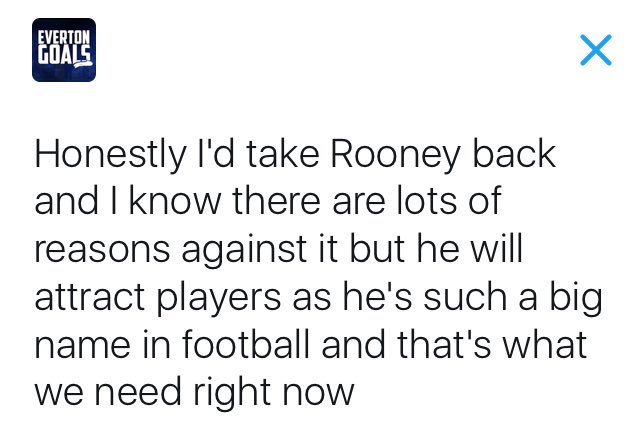 My opinion on Rooney #EFC <br>http://pic.twitter.com/QWDN3FSNMC