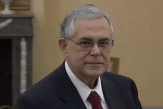 L'ancien Premier ministre grec Lucas Papademoa blessé après l'explosion qui a touché sa voiture à Athènes /BNO