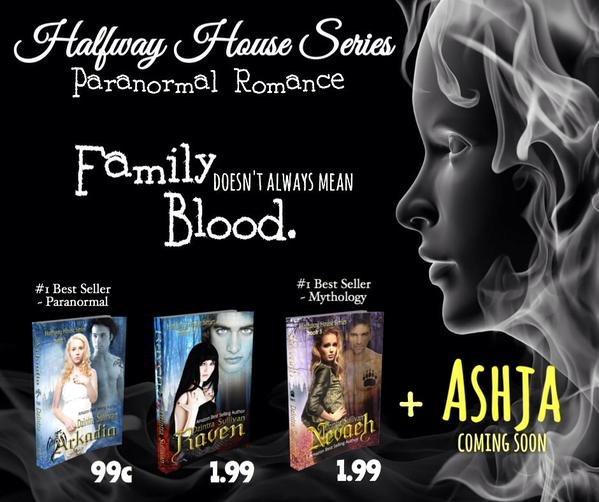 #PARANORMAL♡#ROMANCE @DzintraSullivan ❖ARCADIA❖ Witch Struggles With MaGiC &amp; LOVE #ASMSG  http://www. amazon.com/Arkadia-Halfwa y-House-Book-1-ebook/dp/B00OYWM2PG/ref=sr_1_1 &nbsp; … <br>http://pic.twitter.com/sho5656NnH