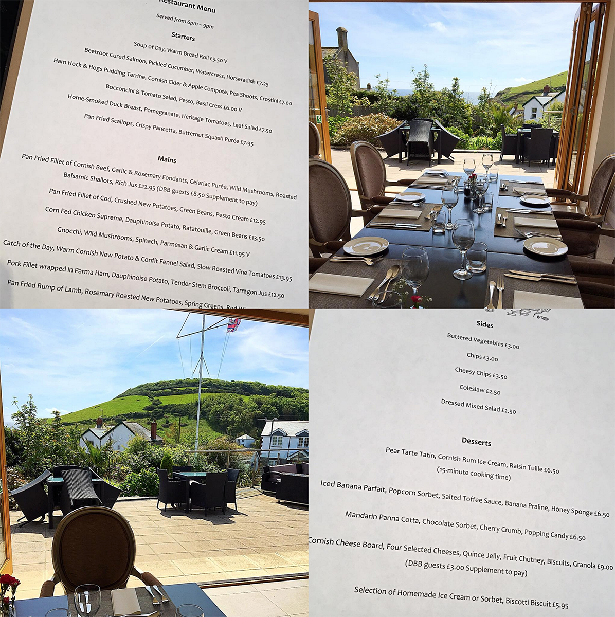 Come and try our new menus! We look forward to seeing you   https://www. thellawnroc.co.uk / &nbsp;   #cornwall #restaurant <br>http://pic.twitter.com/aE2BJERVMu