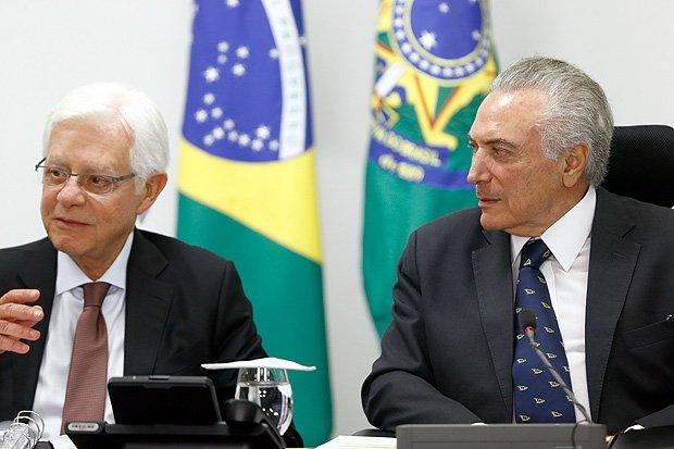 Em reunião com Marinho, Moreira Franco reclama de cobertura da crise pela Globo https://t.co/rf3gNnnyF0