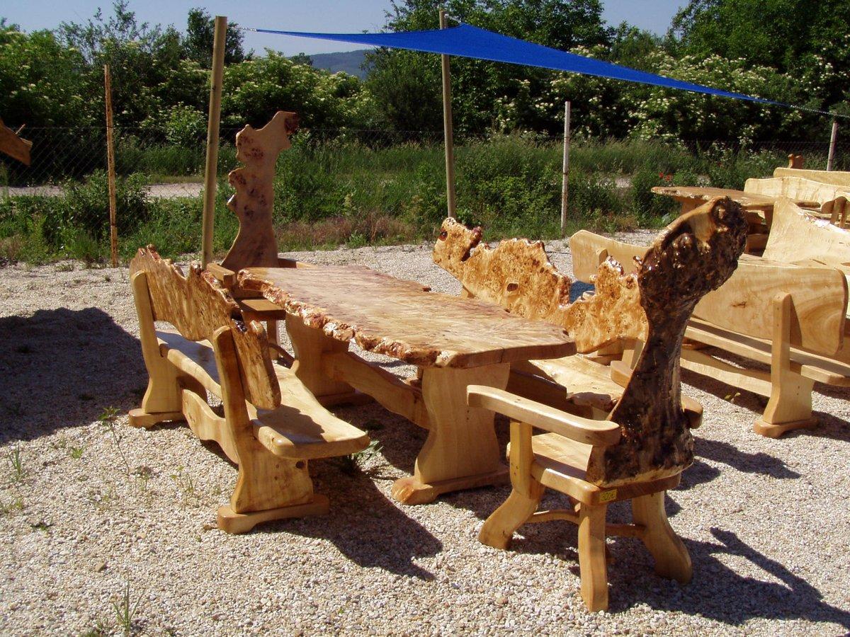 Rustikale holzmobel for Gartenartikel gunstig