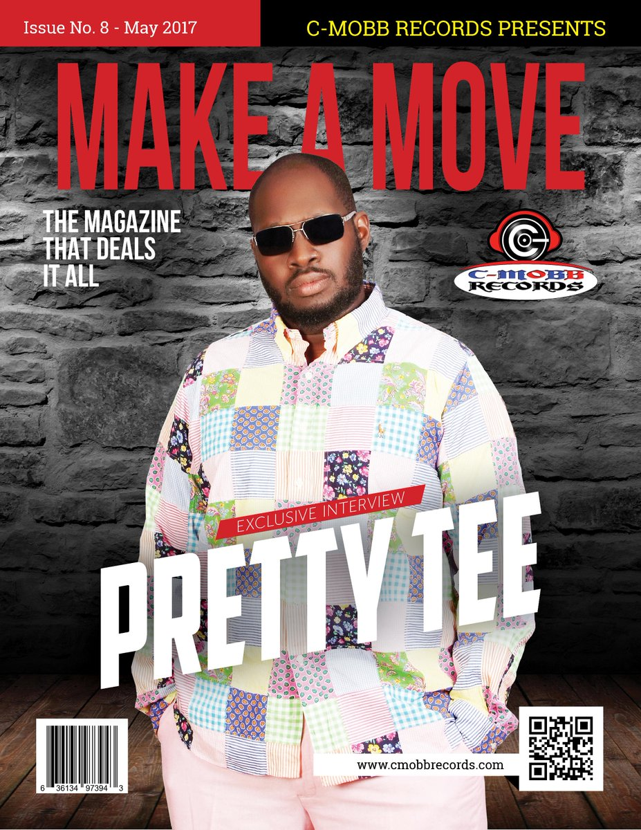 #MakeAMoveMagazine present @prettytee_da1 Want to be feature in this issue click:  http:// squ.re/2oSG4A1  &nbsp;   @ak47radio #rappers #models<br>http://pic.twitter.com/aWRZXo7kGF