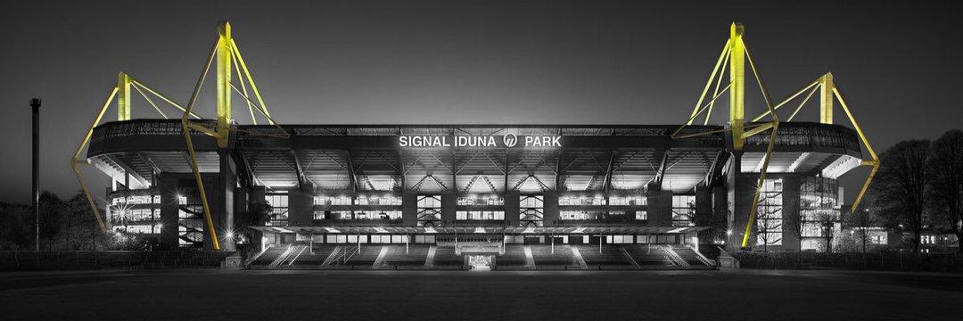 The Greatest Stadium on Earth!  #Westfalenstadion #BVB #BorussiaDortmund #Dortmund<br>http://pic.twitter.com/i4bCYoJNAo