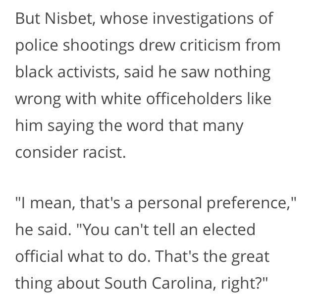 Ex-coroner: Elected officials being free to use N-word a 'great thing'...