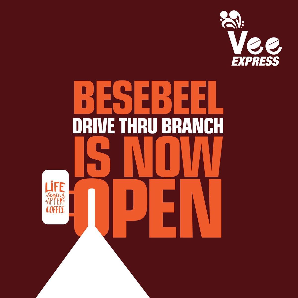 Vee American Coffee Shop On Twitter Veecoffeeshop Veeaddict Nowopen Coffee Coffeeshop Drivethru