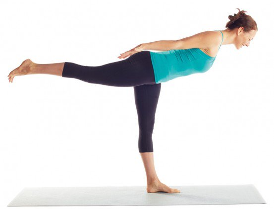 test Twitter Media - Try this yoga pose: Warrior III strengthens lower legs, hips and core; stretches the hamstrings and builds balance. https://t.co/PdgeGutEJ4 https://t.co/MzT3I91asc