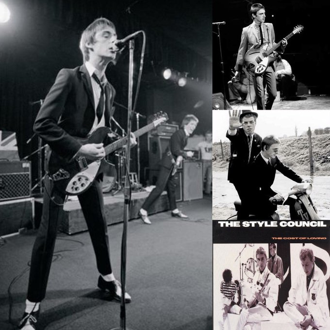 Mod Father Paul Weller, Happy Birthday !