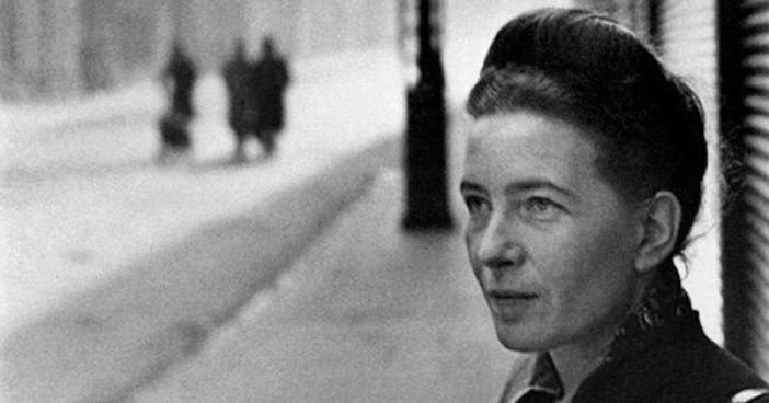 What makes you you? Simone de Beauvoir on how chance and choice converge to make us who we are https://t.co/Qgjyom9Owl
