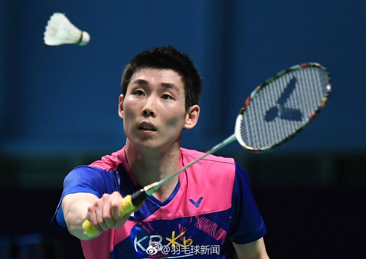 """IG Badminton Now on Twitter """"Our new world no 1 Son Wan Ho Cr"""