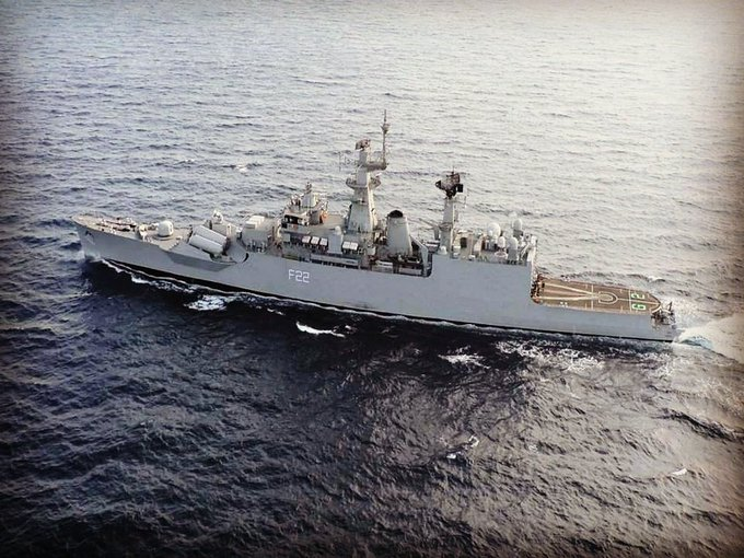 Indian Navy frigate INS Ganga will be placed in non-operational category from May 28, followed by decommissioning, after 32 yrs of service.